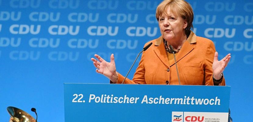 Merkel au Caire et à Tunis pour parler Libye et migrants