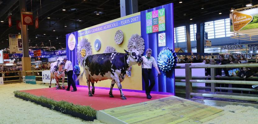 La normandie paris le salon de l 39 agriculture en chiffres - Nombre de visiteurs salon de l agriculture ...