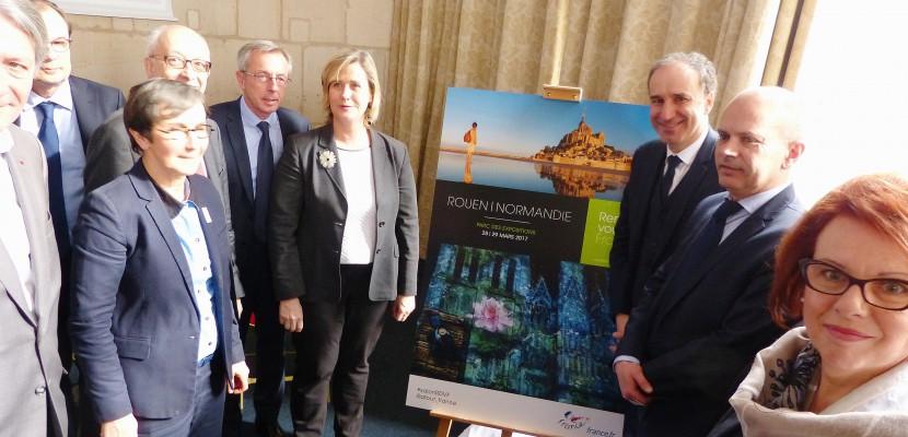 900 professionnels du tourisme partent à la découverte de la Normandie