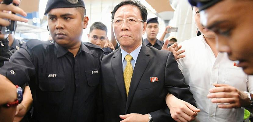 Expulsé, l'ambassadeur de Corée du Nord fustige la Malaisie