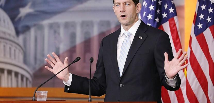 """Le plan des républicains pour remplacer """"Obamacare"""""""