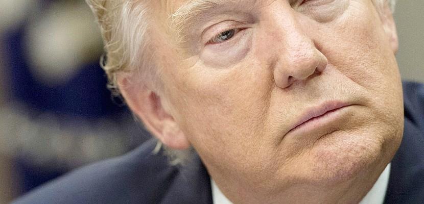 Décret Trump: course d'obstacles attendue malgré une version édulcorée
