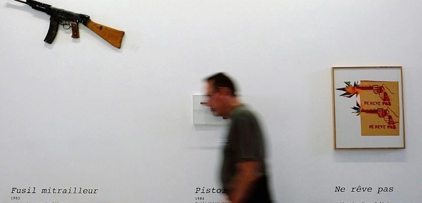 """A Toulon, une expo porte """"un nouveau regard"""" sur l'artiste Richard Baquié"""