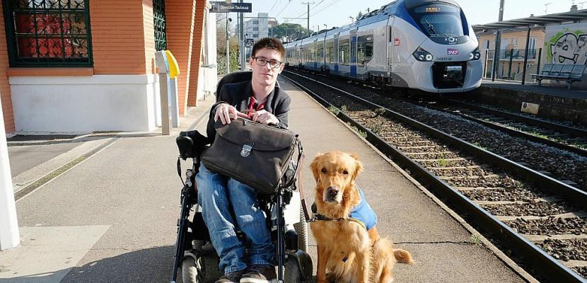 Handicap dans les transports: souvent la galère, malgré des progrès
