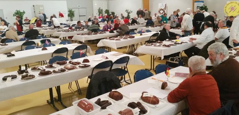 Concours international du meilleur boudin : 600 échantillons testés à Mortagne au Perche