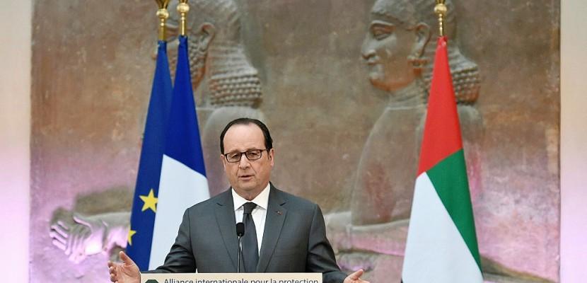 Une conférence à Paris pour voler au secours du patrimoine menacé