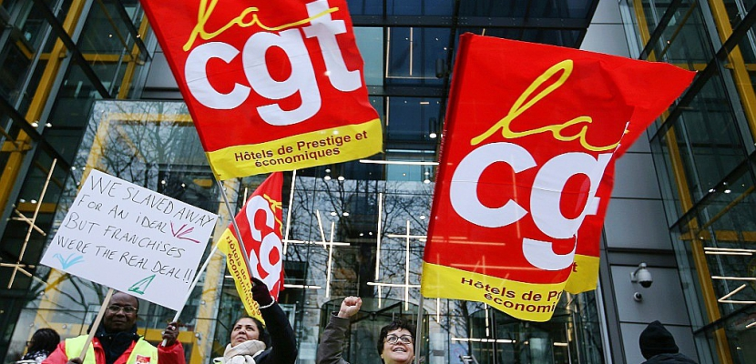 Bataille CGT-CFDT pour la première place: verdict à la mi-journée