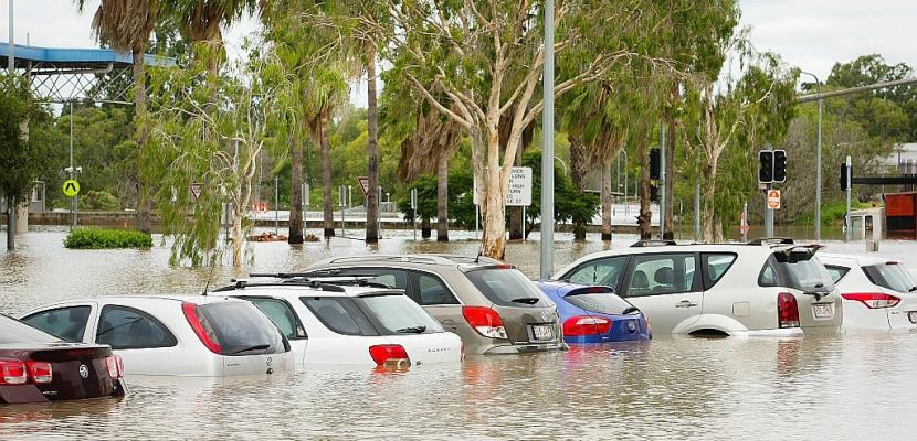 Inondations en Australie: des dizaines de milliers d'évacuations