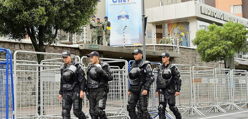 L'Equateur vote entre continuité socialiste et virage à droite