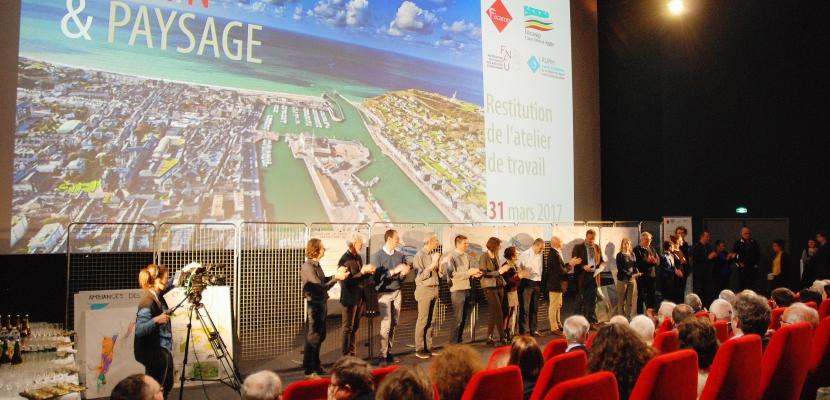 Fécamp. Fécamp : la crème des urbanistes français planche sur l'agglo