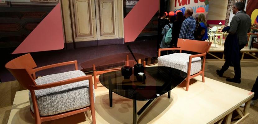 Salon du meuble de milan kartell ou l 39 innovation permanente for Salon de l innovation