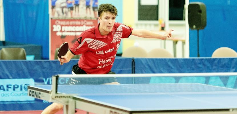 Tennis de table pro a caen ram ne un point de chartres - Resultat tennis de table pro a ...