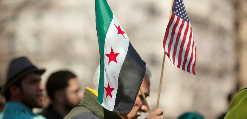 La position américaine sur la Syrie depuis 2011