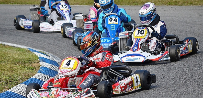 Orne : coupe de Normandie et coupe de France de Karting