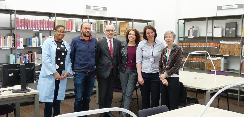 La bibliothèque patrimoniale de Rouen rouvre ses portes, transformée
