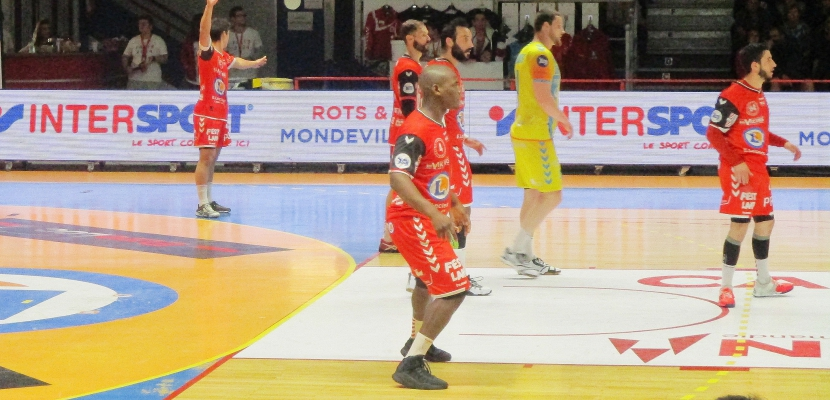 Handball (Proligue) : Pas de miracle pour les Vikings de Caen face à Tremblay (23-33)