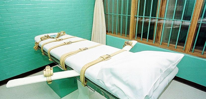 Etats-Unis: la justice suspend des exécutions