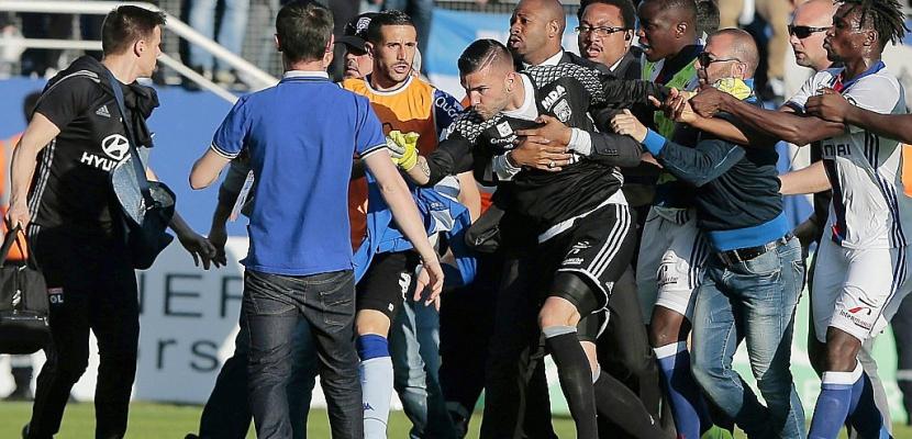 Ligue 1: nouvelle tempête sur le football à Bastia