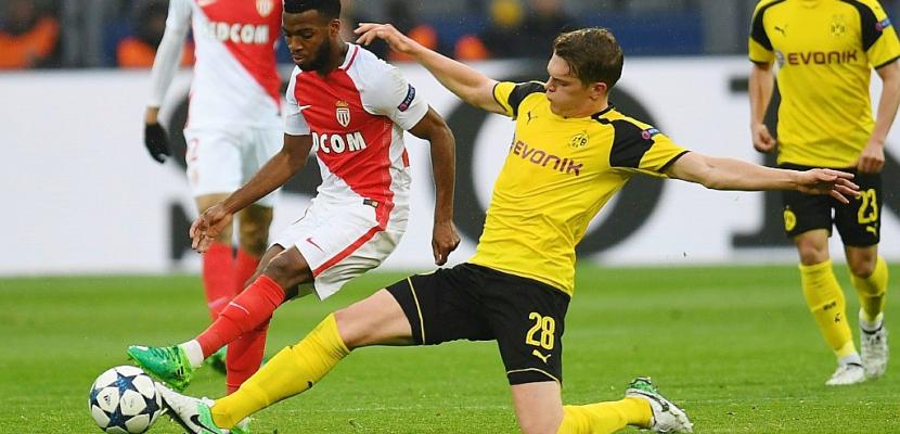 Ligue des champions: encore choqué, Dortmund rêve d'un miracle à Monaco