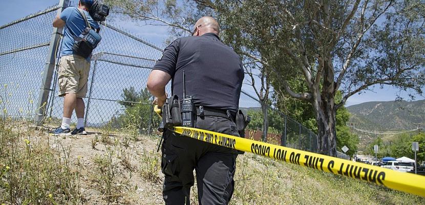 Californie: un homme soupçonné de haine anti-blancs tue trois personnes