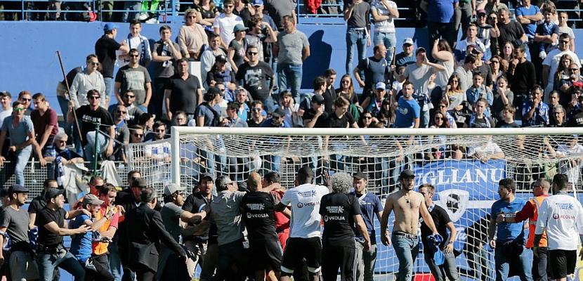 Discipline: premières sanctions en vue pour Bastia