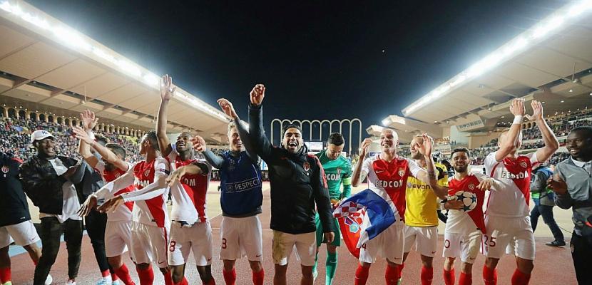 Ligue des champions: Monaco, la saison du glouton
