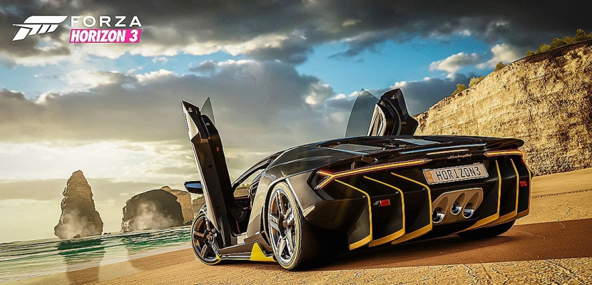 tendance ouest vous offre forza horizon 3 sur xbox one. Black Bedroom Furniture Sets. Home Design Ideas