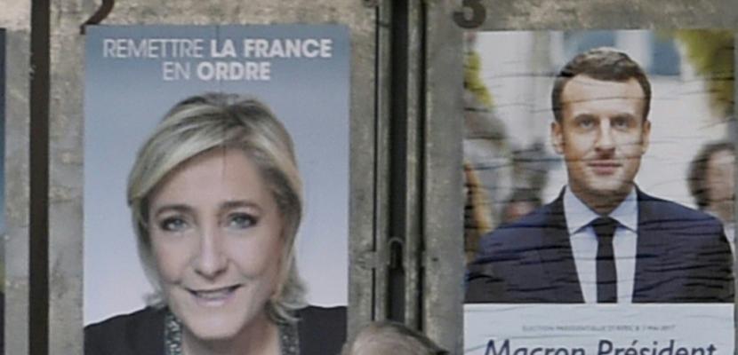 Macron et Le Pen: deux programmes aux antipodes, surtout sur l'Europe