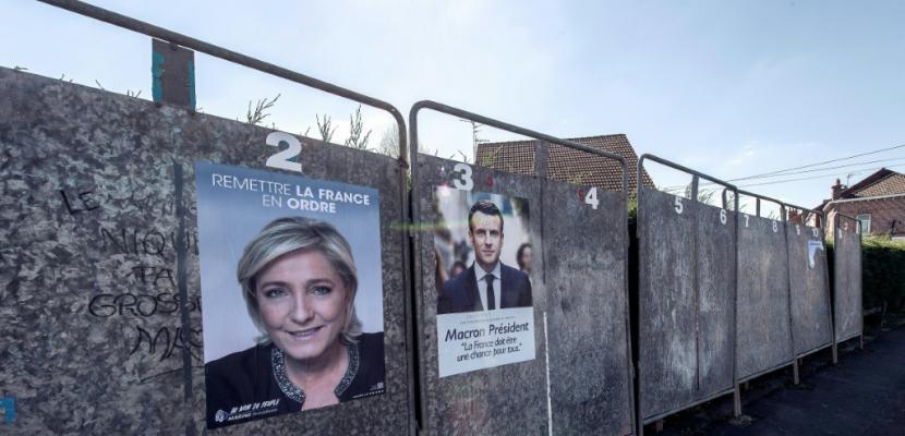 Appel quasi unanime de la classe politique à voter Macron