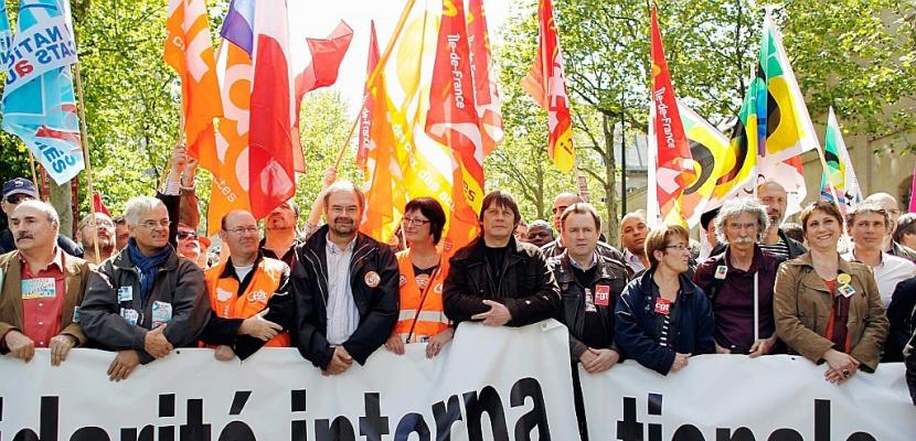 Présidentielle: les syndicats échouent à faire front commun