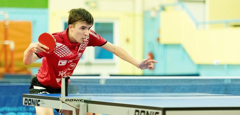 Tennis de table pro a le caennais lorentz file chartres - Resultat tennis de table pro a ...