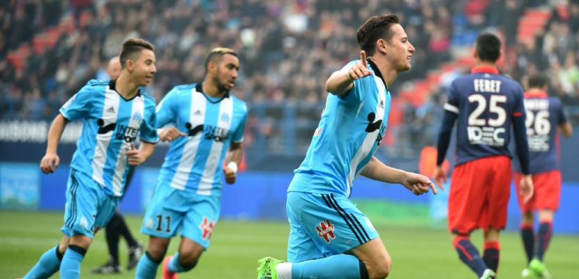 Ligue 1: Marseille met la pression sur Bordeaux, Nice attend Paris