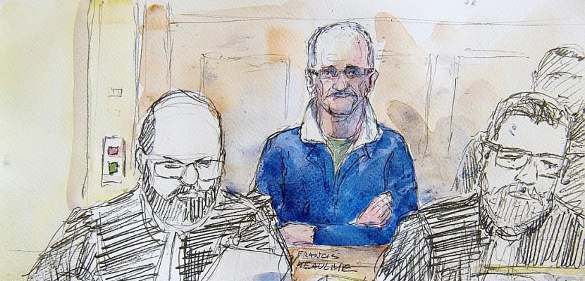 """Procès Heaulme: le """"spécialiste"""" du routard du crime à la barre"""