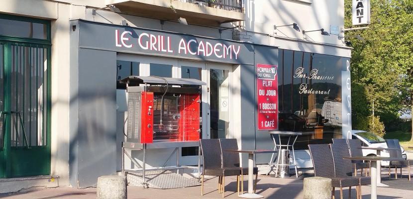 Bonne table rouen le grill academy quai cavelier de - Le petit zinc rouen ...