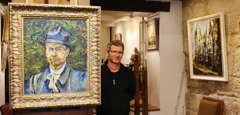Un exposition haute en couleurs à la galerie Bertran à Rouen