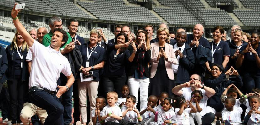 JO-2024: sites, monuments, sportifs... Paris montre tout au CIO