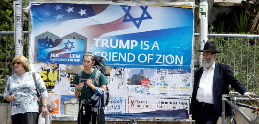 Trump en Israël: entre symboles et substance