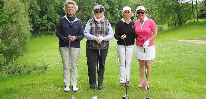 golf la coupe des dames a rassembl 68 participantes caen. Black Bedroom Furniture Sets. Home Design Ideas
