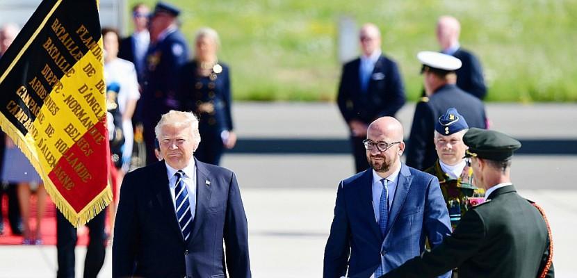 A Bruxelles, les Européens attendent des gages de Trump