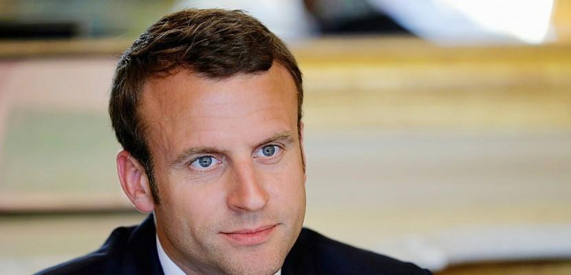 Trump, Otan, UE: les premiers pas de Macron sur la scène internationale