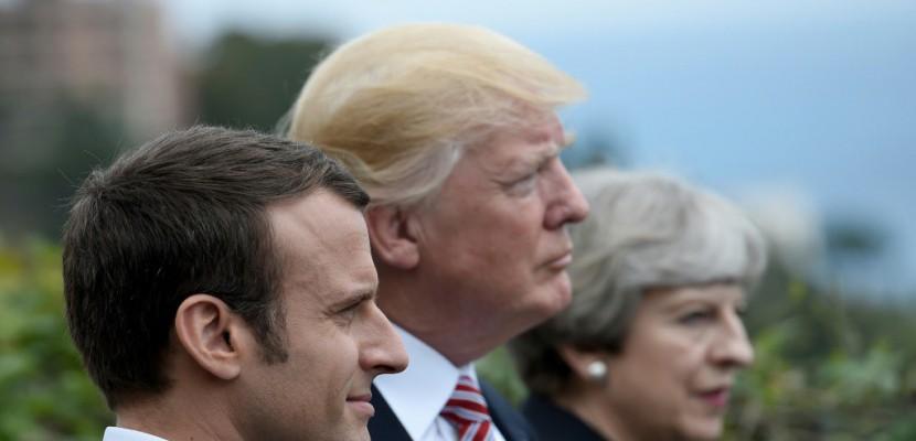Trump et son style abrupt laissent les Européens perplexes