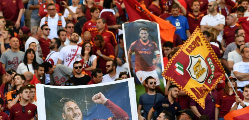 AS Rome: Francesco Totti, 10 de der