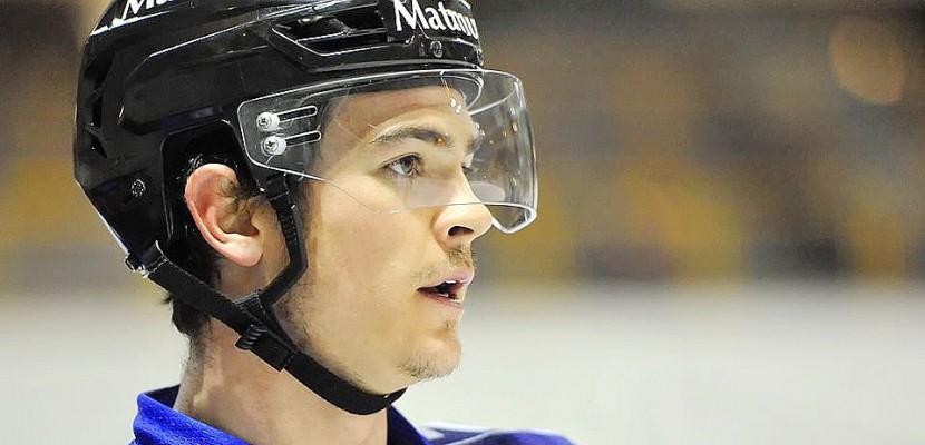Hockey : Sacha Treille et Jordann Perret quittent les Dragons de Rouen