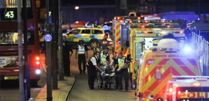 Les attentats en Grande-Bretagne depuis 2005