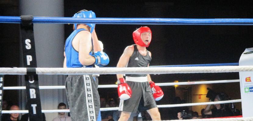 boxe   un nul pour le premier combat de mathieu kassovitz
