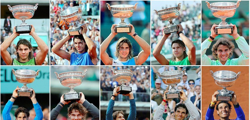 Roland-Garros: ce qu'il faut retenir de l'édition 2017