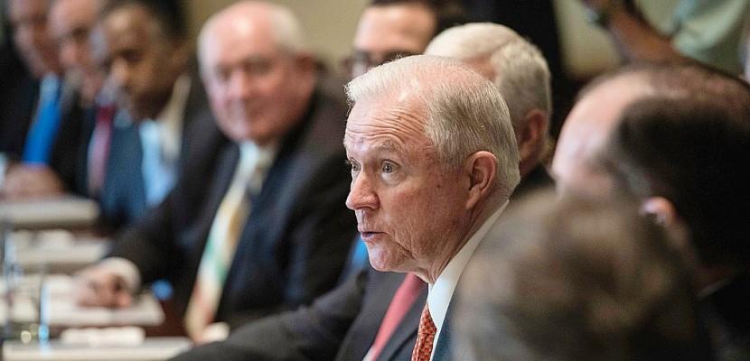 Etats-Unis: le ministre de la Justice témoigne au Congrès sur la Russie