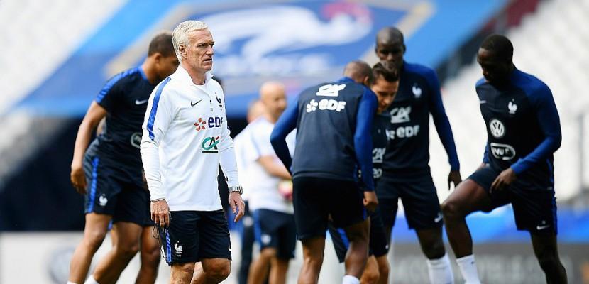 Amical France-Angleterre: ultime temps additionnel pour les Bleus