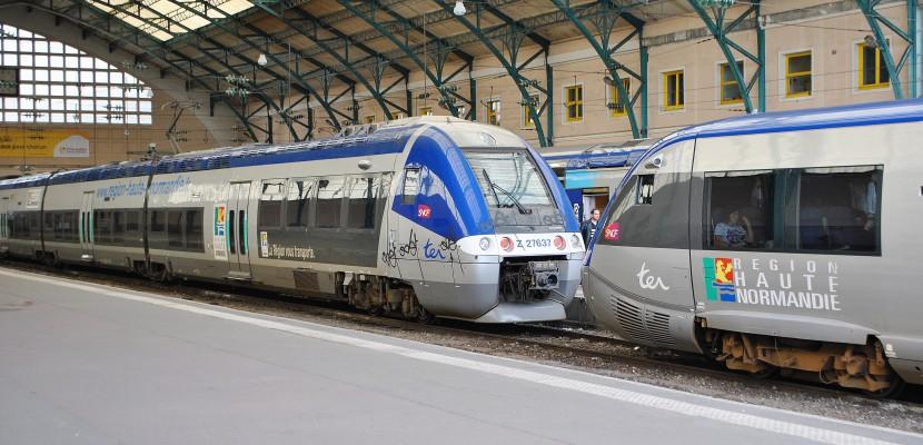 Plusieurs trains annulés sur la ligne Paris-Rouen-Le Havre