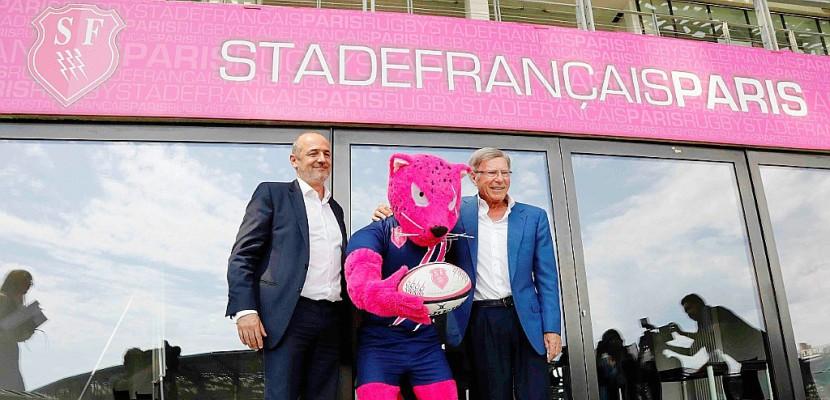 Top 14: le Stade Français à l'accent allemand prend très lentement forme